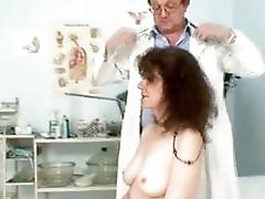 Karla Visits Gyno Clinic With Ex...