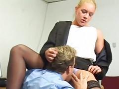 Office Bootyistant Heidi Mayne...