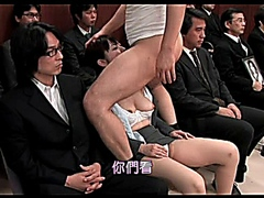 Casual/Ignored Sex Fetishism - Japanese Girls...
