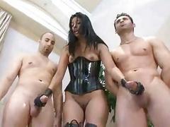 1 Mistress 3 slave