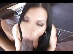 Sizzling Rebecca Linares Gets Sp...