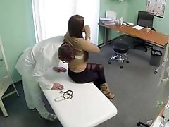 Fraud doctor fucked with naughty patient