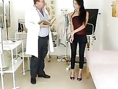 Latina Victoria Rose Gyno Exam W...