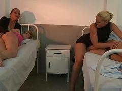 Kathia Nobili And Mandy Bright H...