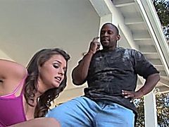 Tori Black - Black Teen Punishment