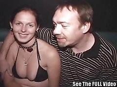 Cum Slut Wife Ass Fucked in Porn Theater